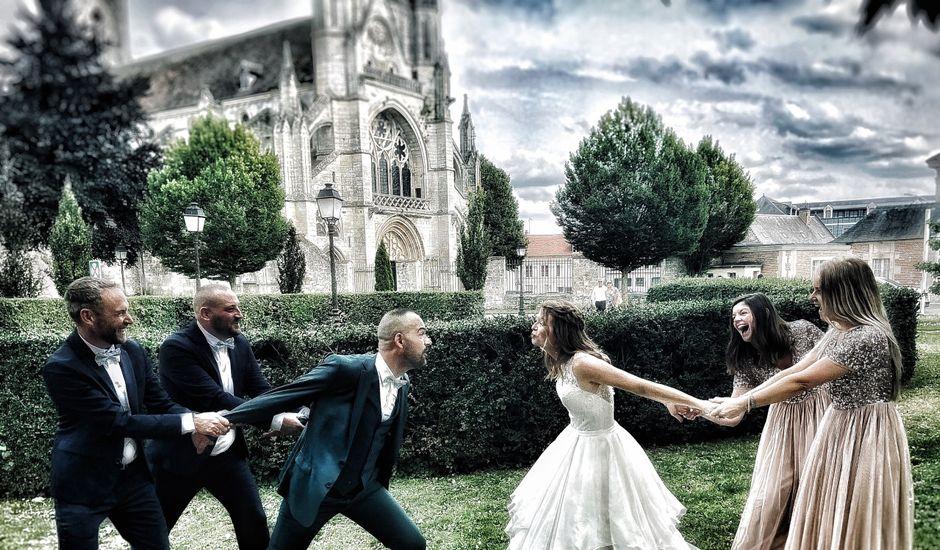 Le mariage de Gaylor et Perrine à Laon, Aisne