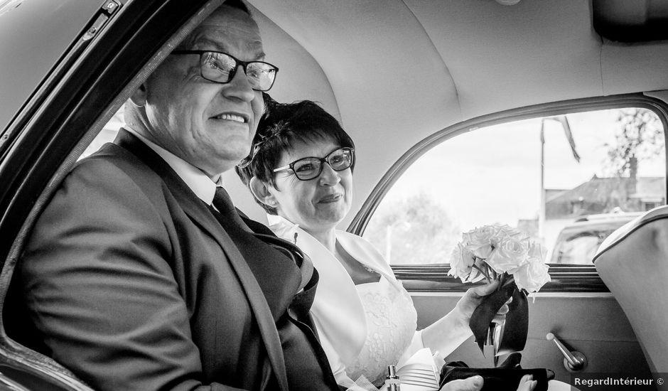 Le mariage de François et Laure à Pont-Audemer, Eure