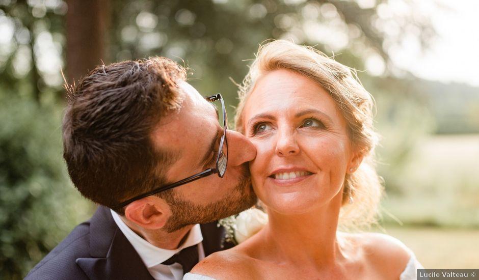 Le mariage de Frédéric et Elodie à Cordes-Sur-Ciel, Tarn