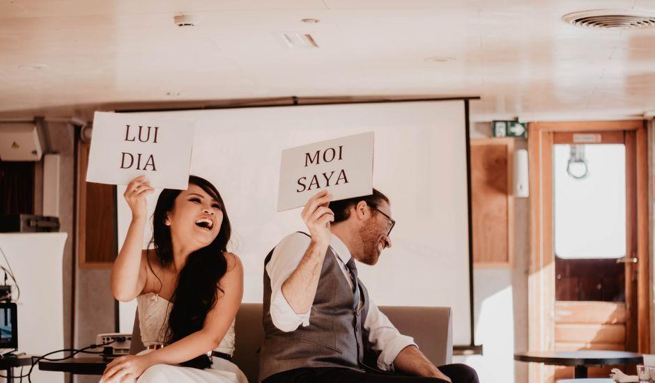 Le mariage de Vania et Bruno à Paris, Paris