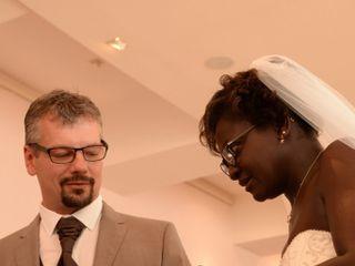 Le mariage de Seynabou et Stéphane 1