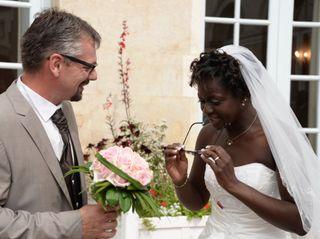Le mariage de Seynabou et Stéphane