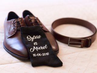 Le mariage de Sylvie et Michel 1