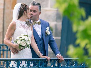 Le mariage de Sylvie et Michel