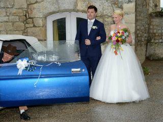 Le mariage de Franziska et Julien