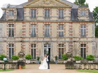 Le mariage de Nathalie et Jean Junior 1