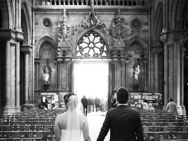 Le mariage de Benjamin et Garance à Bordeaux, Gironde 36