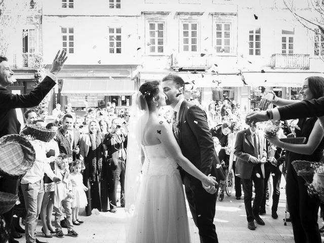Le mariage de Benjamin et Garance à Bordeaux, Gironde 37