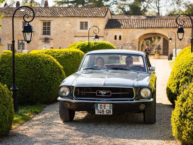 Le mariage de Benjamin et Garance à Bordeaux, Gironde 38