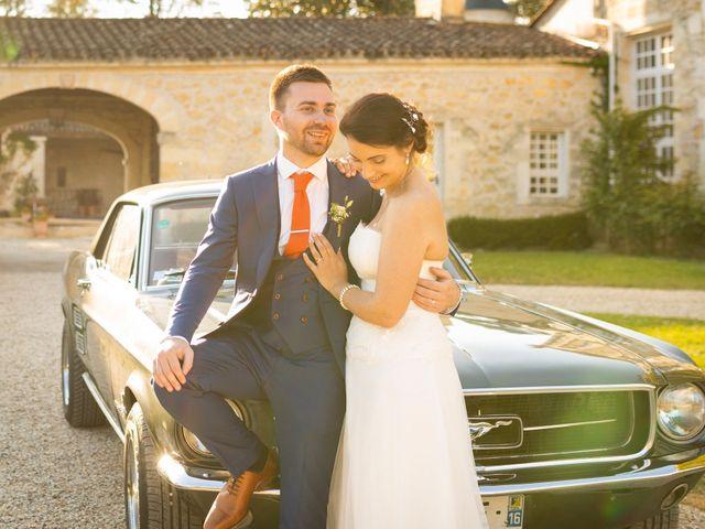 Le mariage de Benjamin et Garance à Bordeaux, Gironde 41