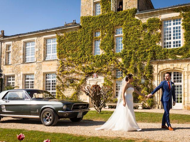Le mariage de Benjamin et Garance à Bordeaux, Gironde 42
