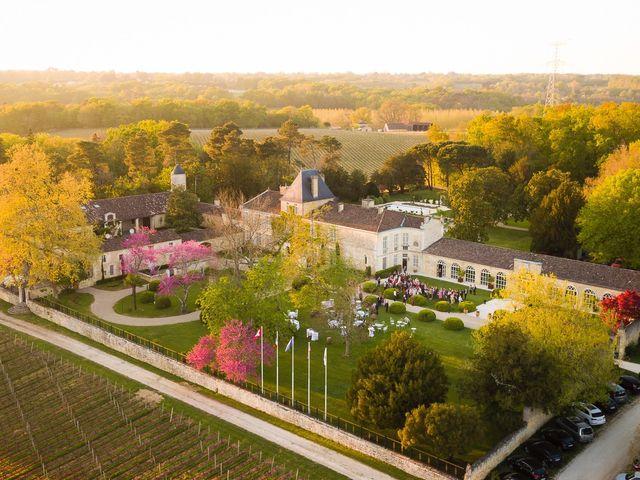 Le mariage de Benjamin et Garance à Bordeaux, Gironde 1