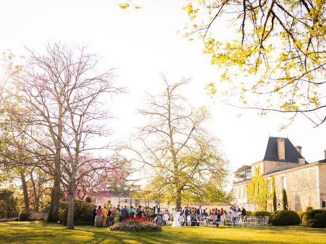 Le mariage de Benjamin et Garance à Bordeaux, Gironde 47