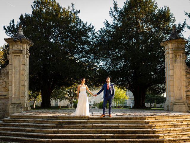 Le mariage de Benjamin et Garance à Bordeaux, Gironde 53