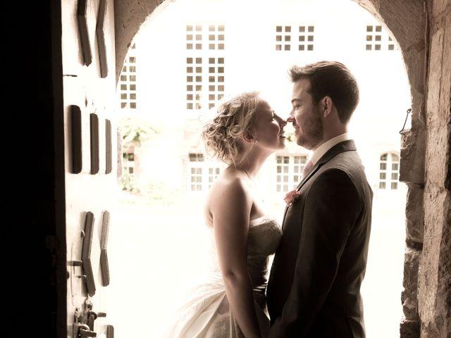 Le mariage de Peroline et Romain