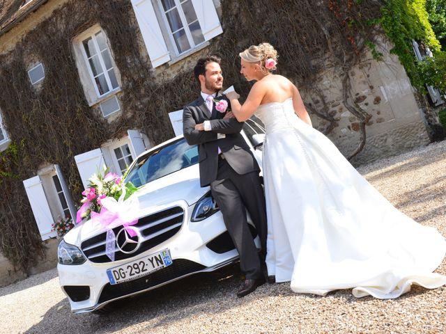Le mariage de Romain et Peroline à Lyons-la-Forêt, Eure 21