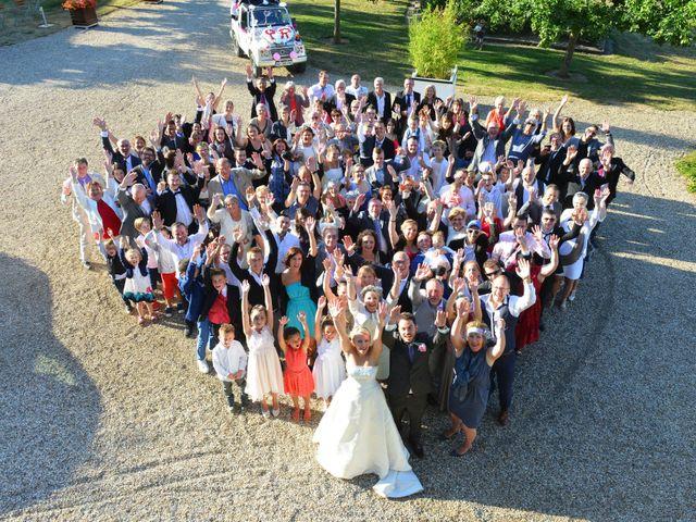 Le mariage de Romain et Peroline à Lyons-la-Forêt, Eure 26