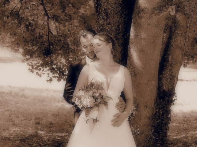 Le mariage de Simon et Aurélie à Ouges, Côte d'Or 2