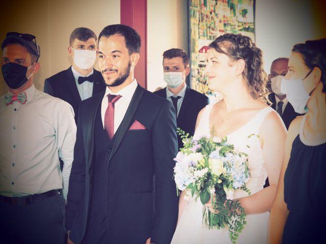 Le mariage de Simon et Aurélie à Ouges, Côte d'Or 3