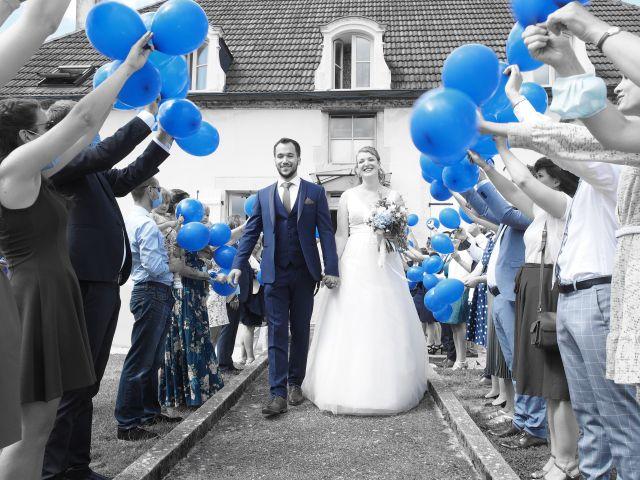 Le mariage de Simon et Aurélie à Ouges, Côte d'Or 4