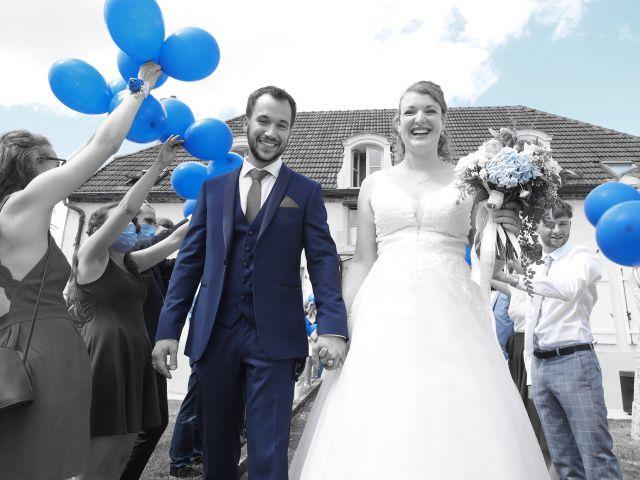 Le mariage de Simon et Aurélie à Ouges, Côte d'Or 5