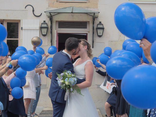 Le mariage de Simon et Aurélie à Ouges, Côte d'Or 6