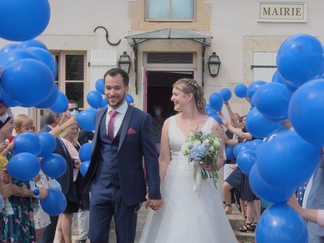 Le mariage de Simon et Aurélie à Ouges, Côte d'Or 7