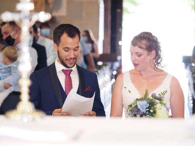 Le mariage de Simon et Aurélie à Ouges, Côte d'Or 8