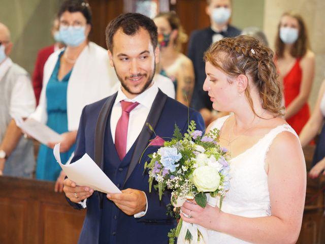 Le mariage de Simon et Aurélie à Ouges, Côte d'Or 9