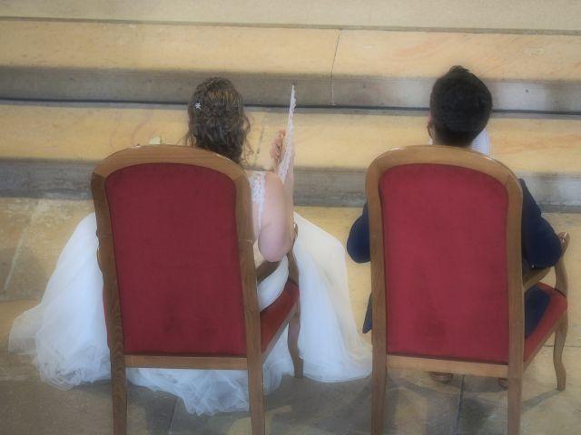 Le mariage de Simon et Aurélie à Ouges, Côte d'Or 10