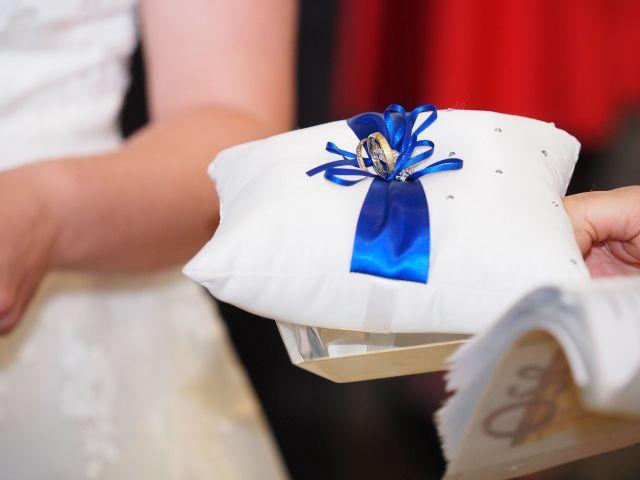 Le mariage de Simon et Aurélie à Ouges, Côte d'Or 12