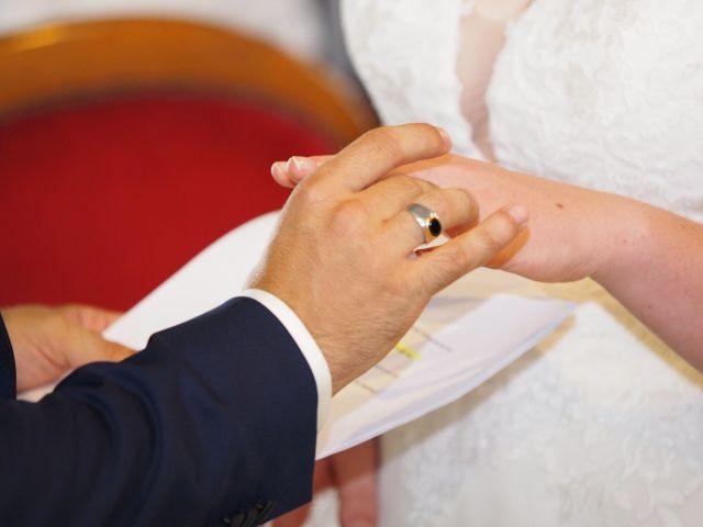 Le mariage de Simon et Aurélie à Ouges, Côte d'Or 13