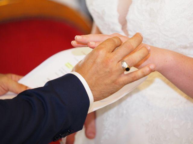 Le mariage de Simon et Aurélie à Ouges, Côte d'Or 14