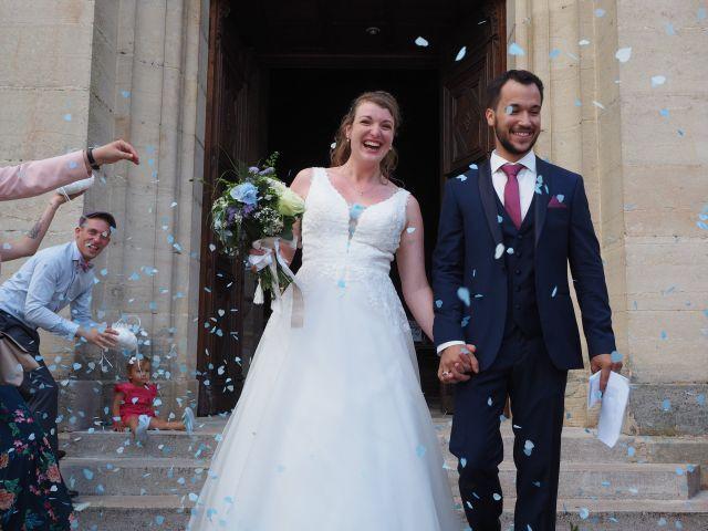 Le mariage de Simon et Aurélie à Ouges, Côte d'Or 15