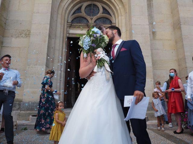 Le mariage de Simon et Aurélie à Ouges, Côte d'Or 16