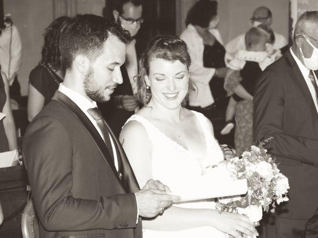 Le mariage de Simon et Aurélie à Ouges, Côte d'Or 17