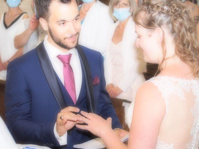 Le mariage de Simon et Aurélie à Ouges, Côte d'Or 18