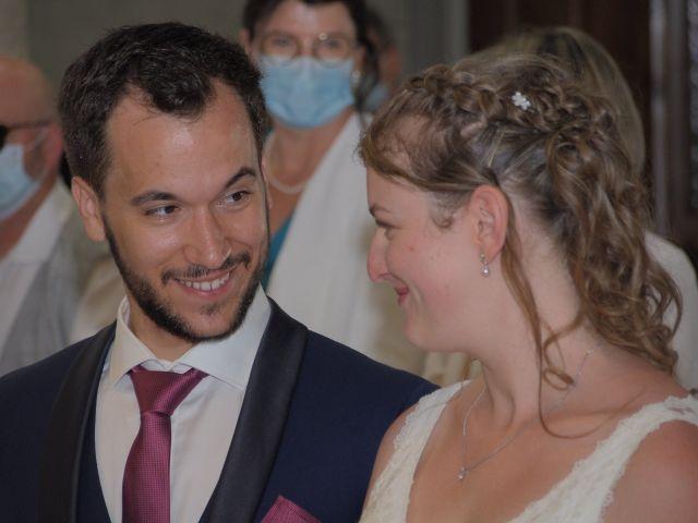 Le mariage de Simon et Aurélie à Ouges, Côte d'Or 20