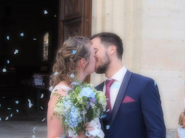 Le mariage de Simon et Aurélie à Ouges, Côte d'Or 21
