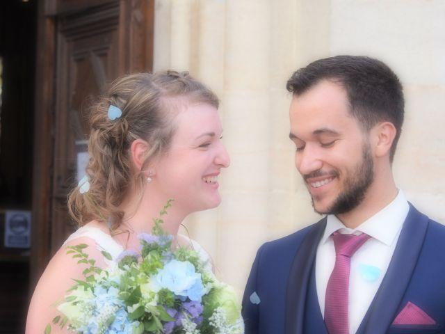 Le mariage de Simon et Aurélie à Ouges, Côte d'Or 22