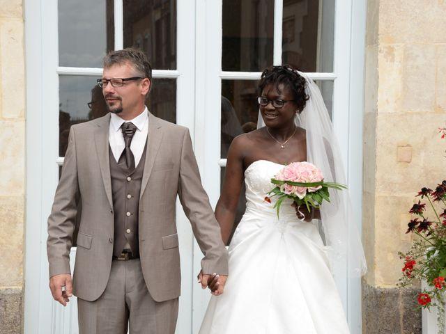 Le mariage de Stéphane et Seynabou à Le Mans, Sarthe 2