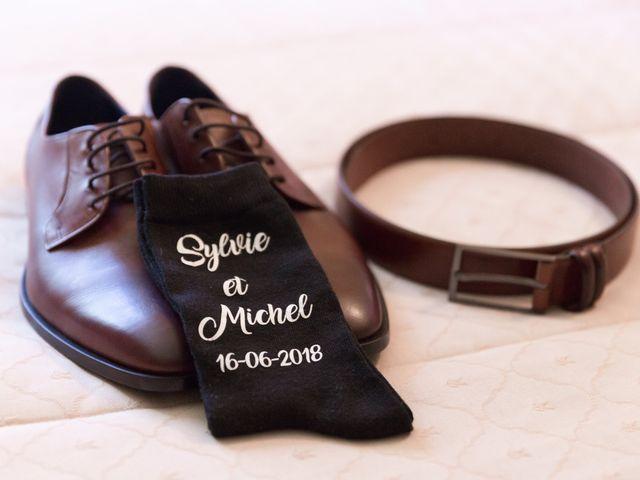 Le mariage de Michel et Sylvie à Pontault-Combault, Seine-et-Marne 1