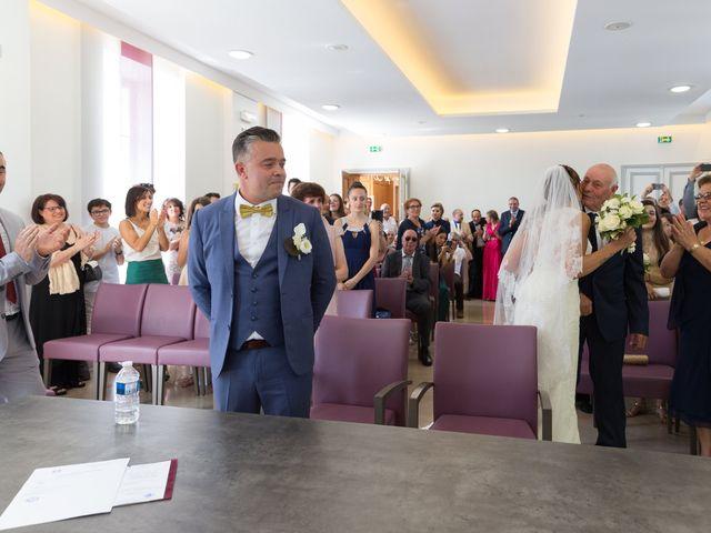 Le mariage de Michel et Sylvie à Pontault-Combault, Seine-et-Marne 10