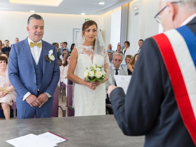 Le mariage de Michel et Sylvie à Pontault-Combault, Seine-et-Marne 11
