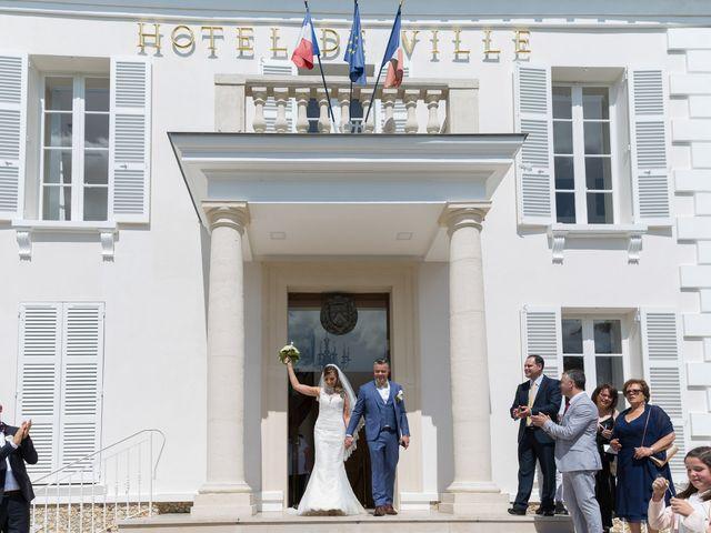 Le mariage de Michel et Sylvie à Pontault-Combault, Seine-et-Marne 13