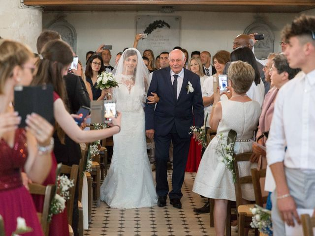 Le mariage de Michel et Sylvie à Pontault-Combault, Seine-et-Marne 16