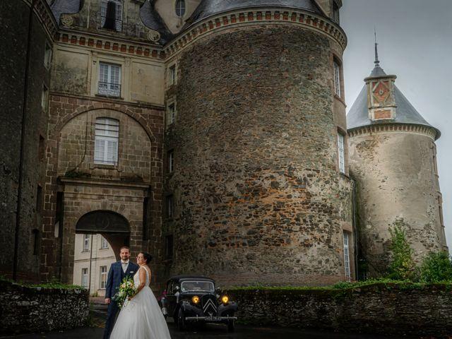 Le mariage de Matthias et Angélique à Beaupréau, Maine et Loire 8