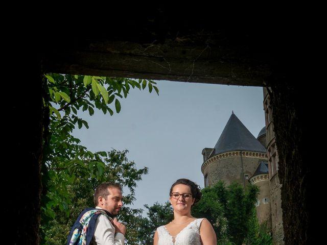 Le mariage de Matthias et Angélique à Beaupréau, Maine et Loire 11