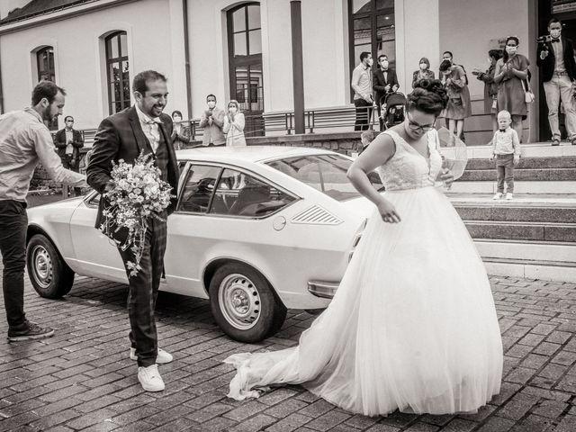 Le mariage de Matthias et Angélique à Beaupréau, Maine et Loire 12