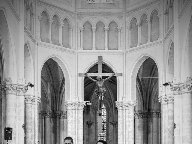 Le mariage de Matthias et Angélique à Beaupréau, Maine et Loire 20